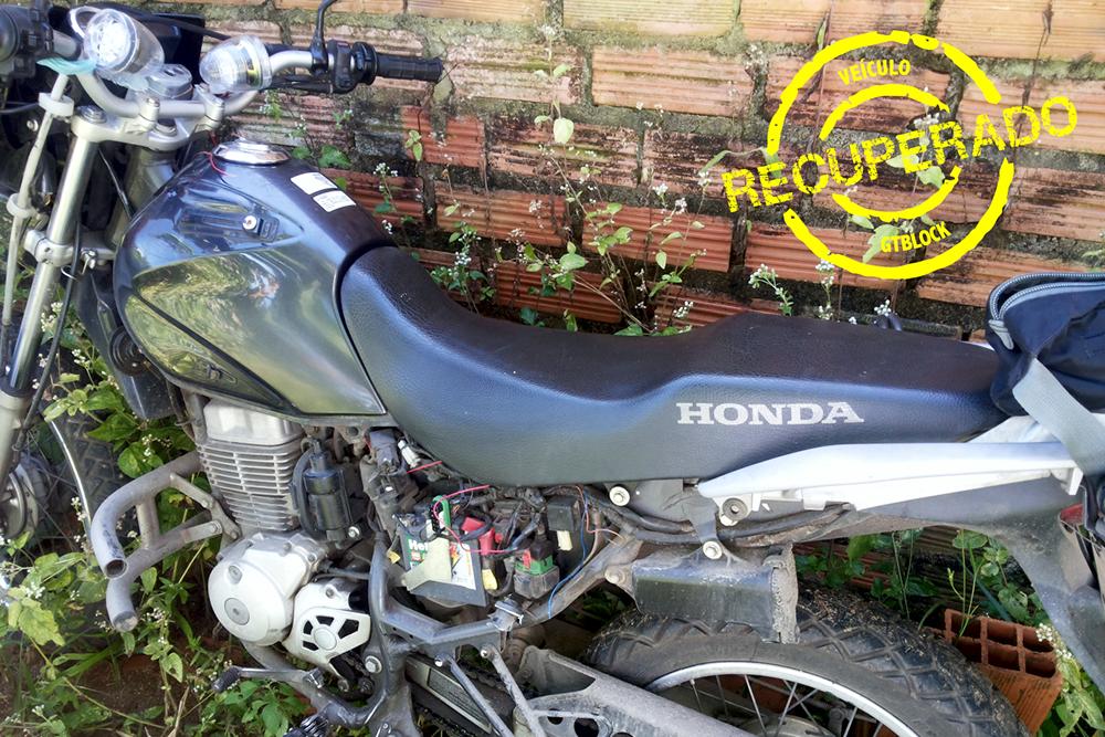 Moto Recuperada 1